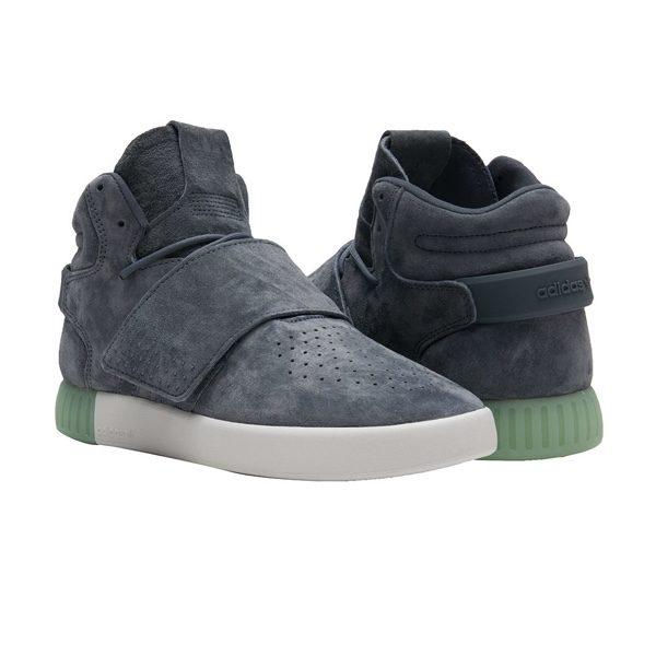 adidas Women s Originals Tubular Invader Strap B39367 Ibiza Ice Green 66340b1e69