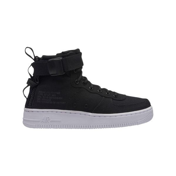 best loved 8fe49 c9255 Nike SF AF1 Mid Grade School Style # AJ0424-004