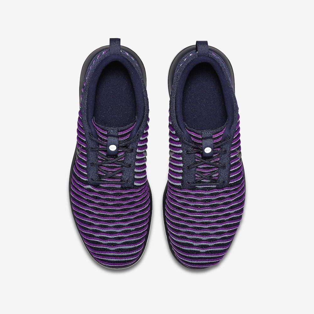 1a2ddbabfa6f Nike Roshe Two Flyknit Grade School Sneakers 844620-500 ...