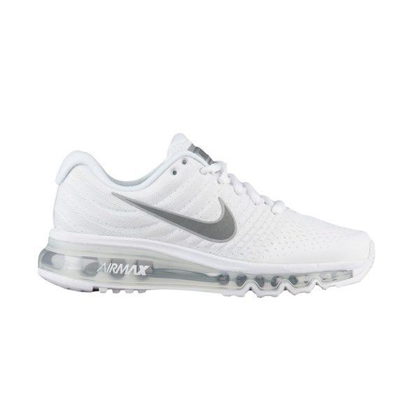 Boys' Grade School Nike Air Max 2017 Running Shoes 851622 100