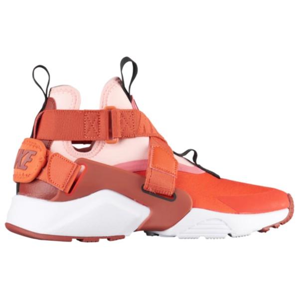 low priced 668e4 b2173 Big Kids' Shoe Nike Huarache City AJ6662-600 HABANERO