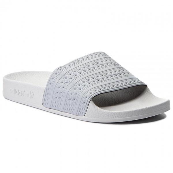 """179f2654969c Adidas Men s Adilette BY9906 """"Mid Grey"""" – SneakerWorldWide.com"""