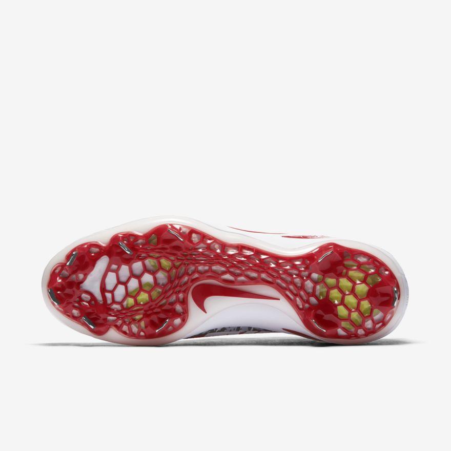 "Nike Men s Force Zoom Trout 4 Baseball Cleats ""University Red ... cbc9609b3"