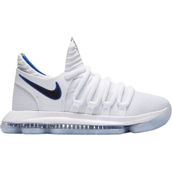 """d518ab584b9f Nike Zoom KD10 LMTD NBA (GS) AJ7781-101 """"Warriors ..."""
