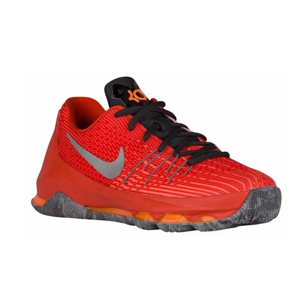 finest selection 14ce9 5bf6b Boys' Grade School Nike KD 8 Basketball Shoes