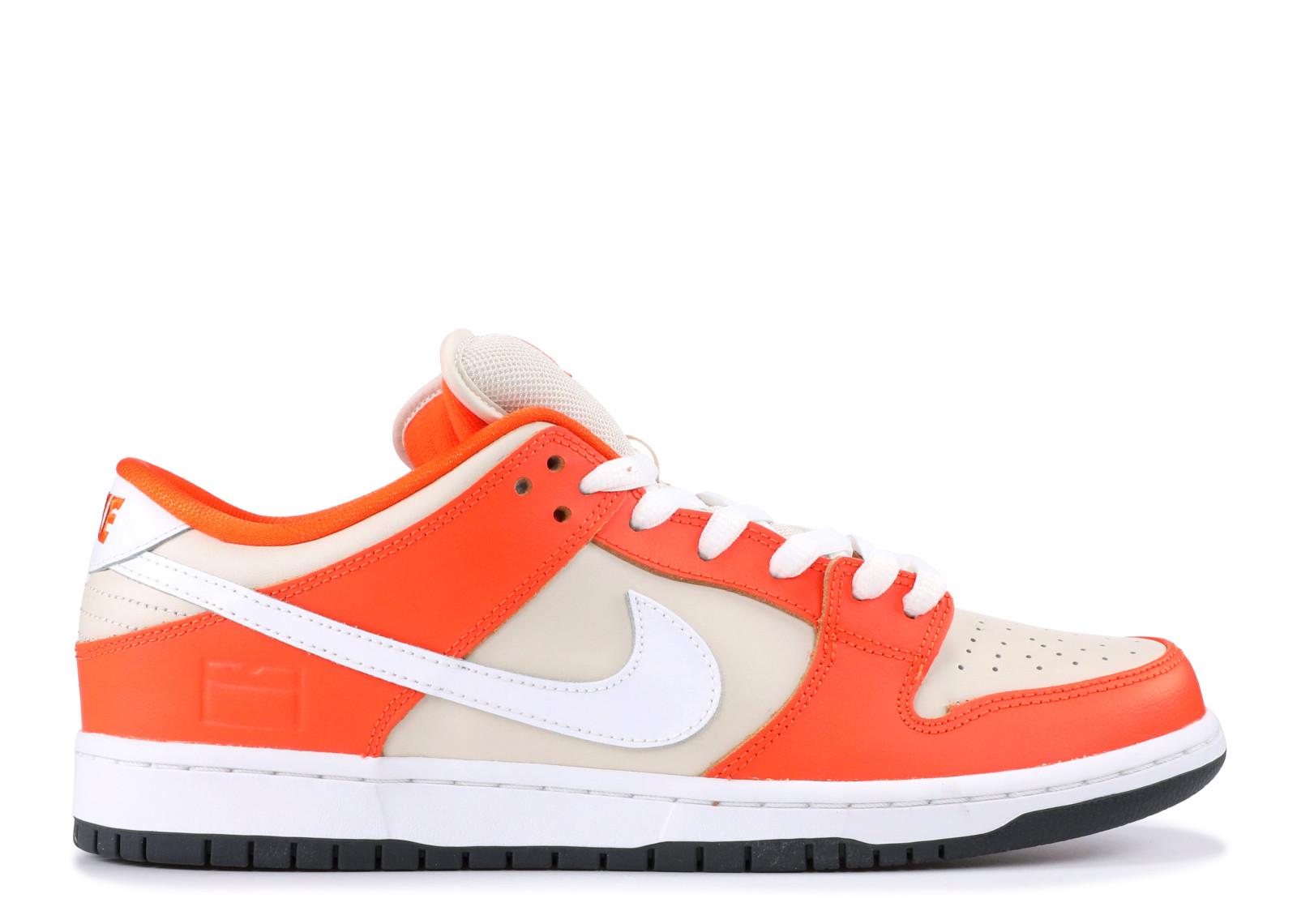"best cheap 49d8a cd897 Nike Dunk Low Premium SB ""Orange Box"" 313170-811"