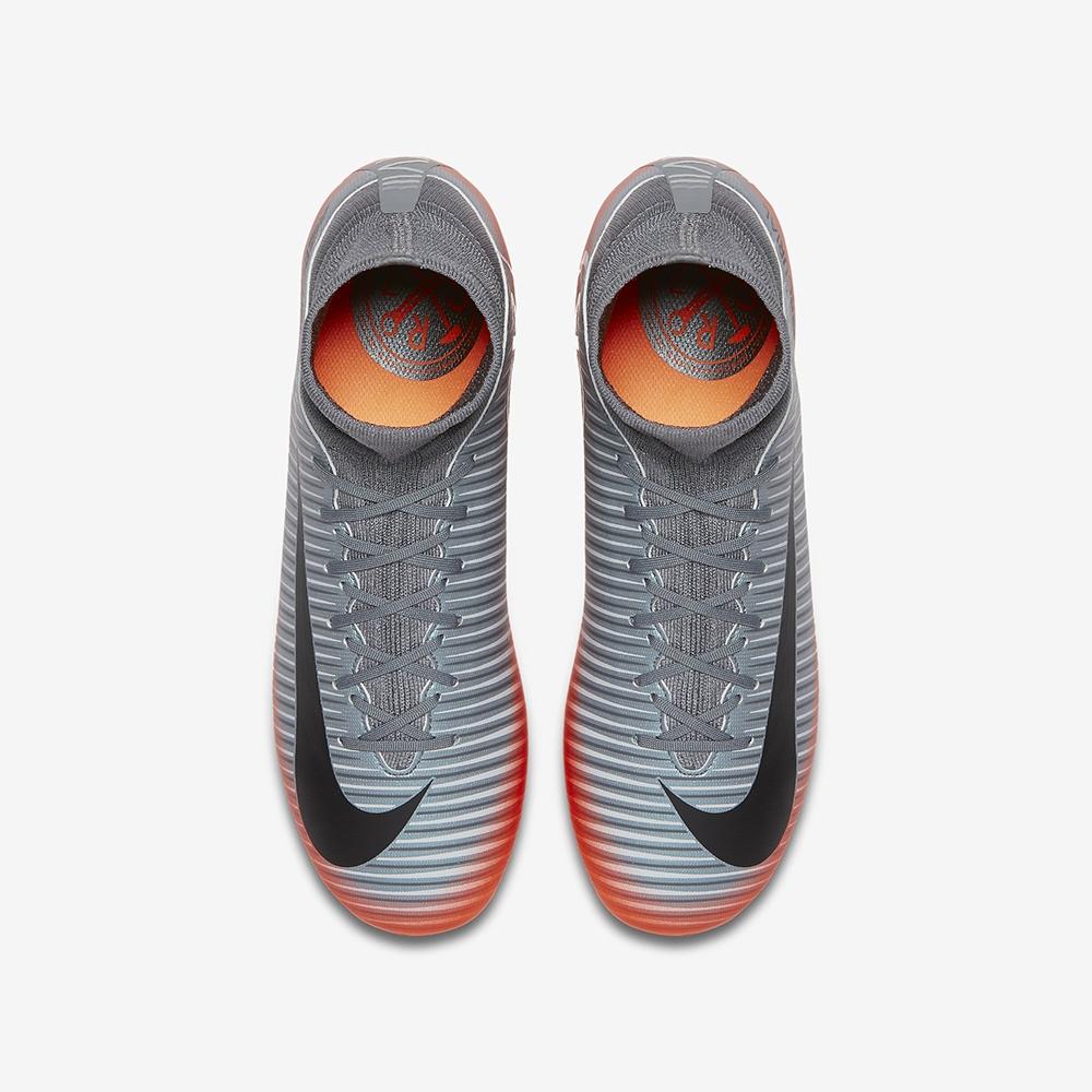 991b45928 Nike Youth Mercurial SuperFly V CR7 FG Soccer Cleats 852483-001 ...