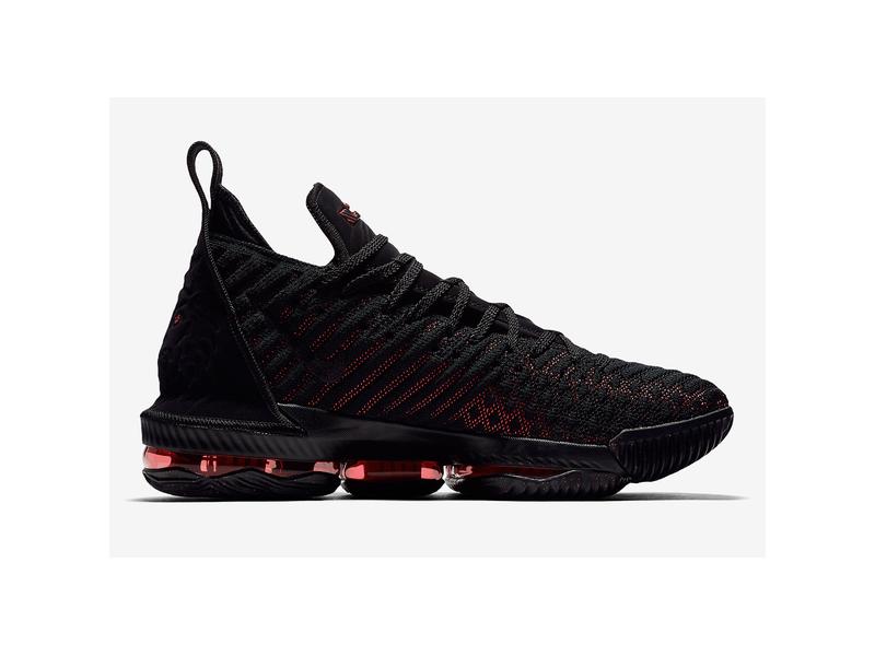 Nike Lebron 16 GS 'Fresh Bred' - Style
